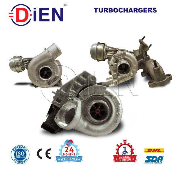 53049880072 Turbocharger for Kia Carnival 132KW/Cv Diesel BV50