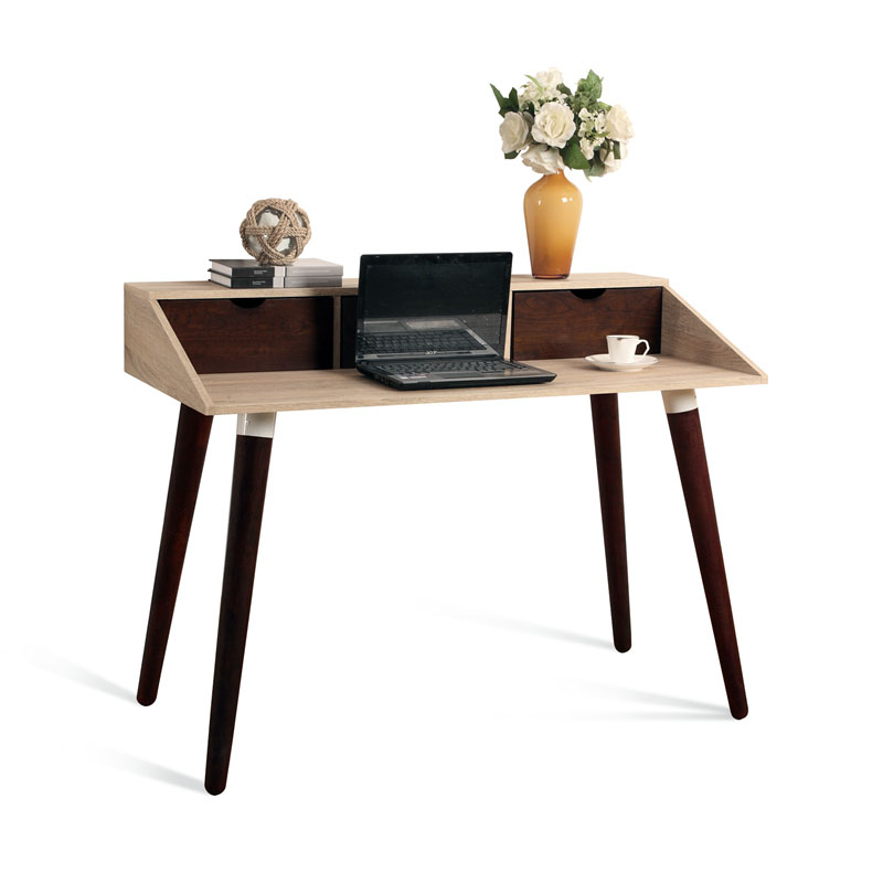 Solid Wood Wooden Study Table Designs