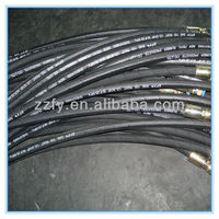 Steel Wire Braided Power Steering Hose Assembly