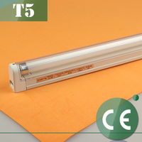 Household common fluorescent lamp linear T5 fluorescent hanging light fixture