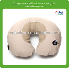 pvc inflatable wedge air travel pillow for sale