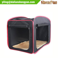 Inexpensive pet kennel,pop open fabric dog kennel