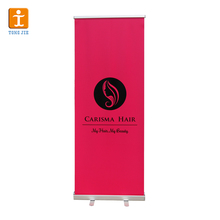 Tongjie TY Custom image 85*200cm pop roll up banner sample roll up banner show shelf/roll up banner for promotion