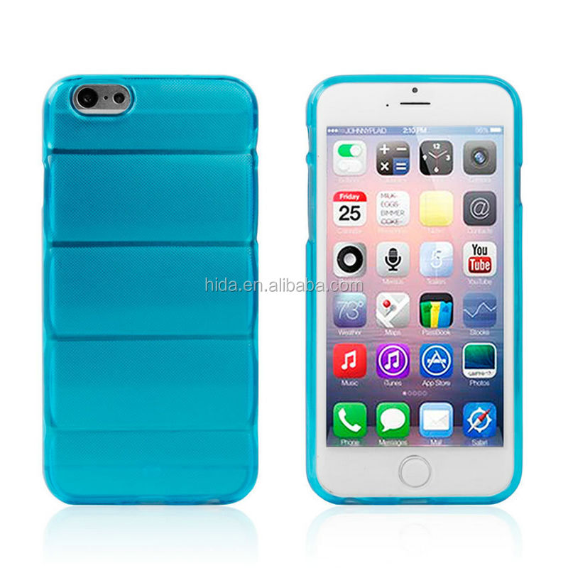 Super Protection Body Armor TPU Case for iPhone 6