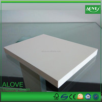 China made wood plastic board for furniture /polyethylene foam