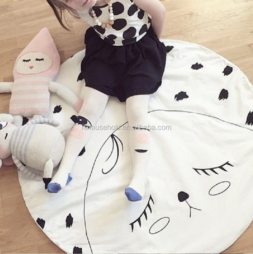Baby Play Mat Blankets Developing Crawling Rug Carpet Kids Bed Room Decor Photo Props Nordic Style