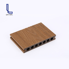 Quality assurance wood plastic composite decking flooring