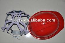 HDPE material safety cap construction safety helmet
