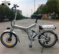 newest style hot sale 20inch 6 speed alluminum alloy folding electric bike /EBIKE