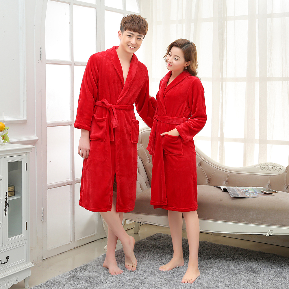 Factory woman taking a shower bridesmaid robes with good quality