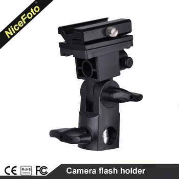 Photographic equipment flash stand Hot Shoe Holder, flash holder