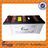 Starting power supply 12 volts 150ah Japan car battery price volvo truck battery