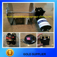 China electric winch accessories,circuit breaker,control box,solenoid