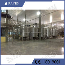 Stainless steel dairy milk production line soy milk processing