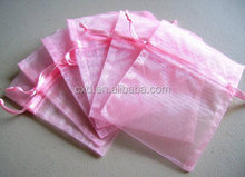 2014 jeweled organza bags printed cheap for gifts packing