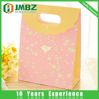 Paper Material and Accept Custom Order paper bags for christmas gifts