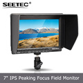 Slim Thin 17MM Width Lightweight IPS Panel Full Viewing Angle 1280x800 Pixels 7 inch LCD Monitor with HDMI