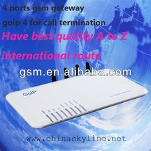 voip gateway gsm sms server / goip 4 gateway connect to software switch