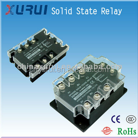 professional factory 3P dc to ac SSR electrical relay