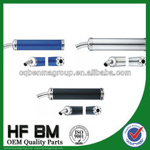 OEM motorcycle muffler, silencer motorcycle OEM quality China manufctory high performance