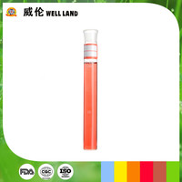 Green and healthy dark red compound liquid food colorant