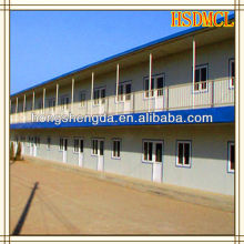 China light frame steel fabrication warehouse and plant