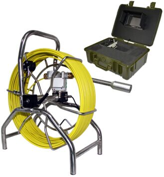 HL45-C40 sewer pipe inspection camera