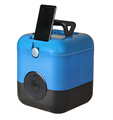 VAN-1000 Outdoor portable trolley cooler box with Bluetooth Speaker