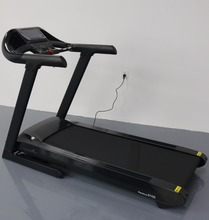 Professional 0-15% Motor Incline 4.0HP running track machine Treadmill