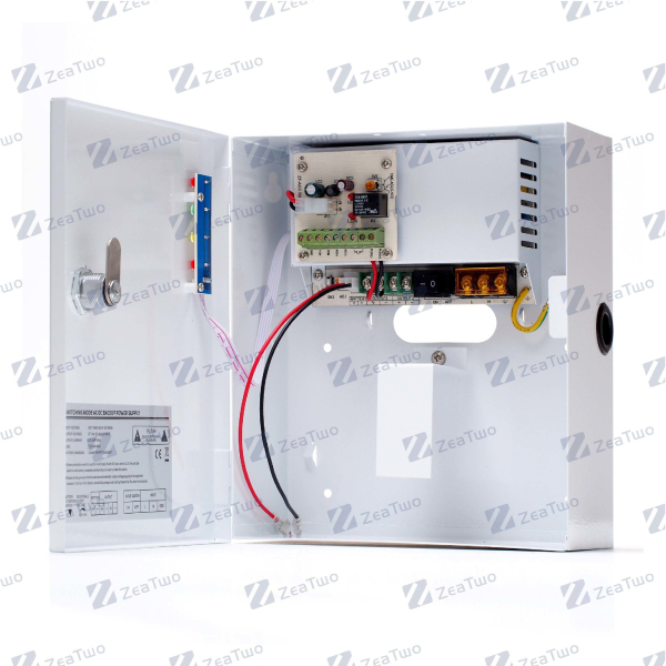 DC12V 180/120/160W 15A/10A/5A Power Supply multiple box with chargeable circuit