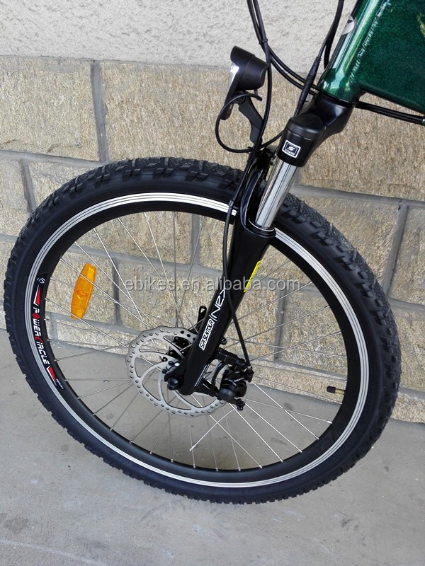"26"" hummer folding electric bike with hidden battery (JSE70)"