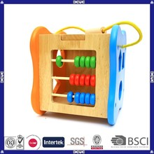 EN71 passed hot sell good quality hand made children educational wooden toys