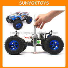 1/10 HengLong Turbulent Elders 4WD RC CAR Nitro Off-Road Truck
