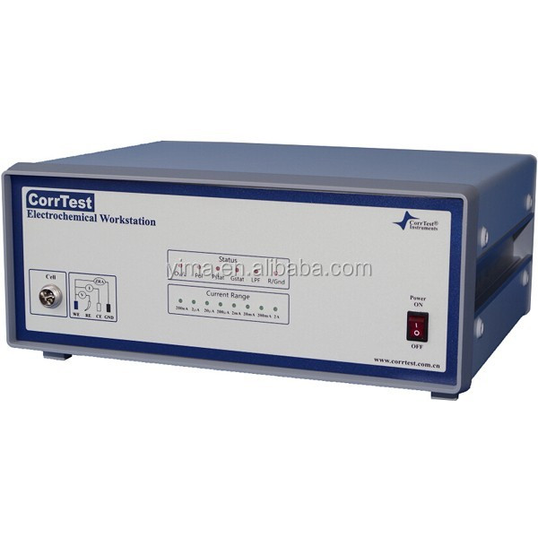 CS310 Potentiostat with Electrochemical Impedance spectroscopy function Electrochemical Workstation Potentiostat / Galvanostat