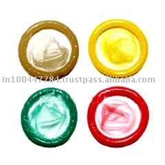 Natural Latex condoms