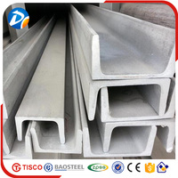 41x41 Stainless Steel Solid C Channel and Profiles Manufacture in Alibaba with ISO