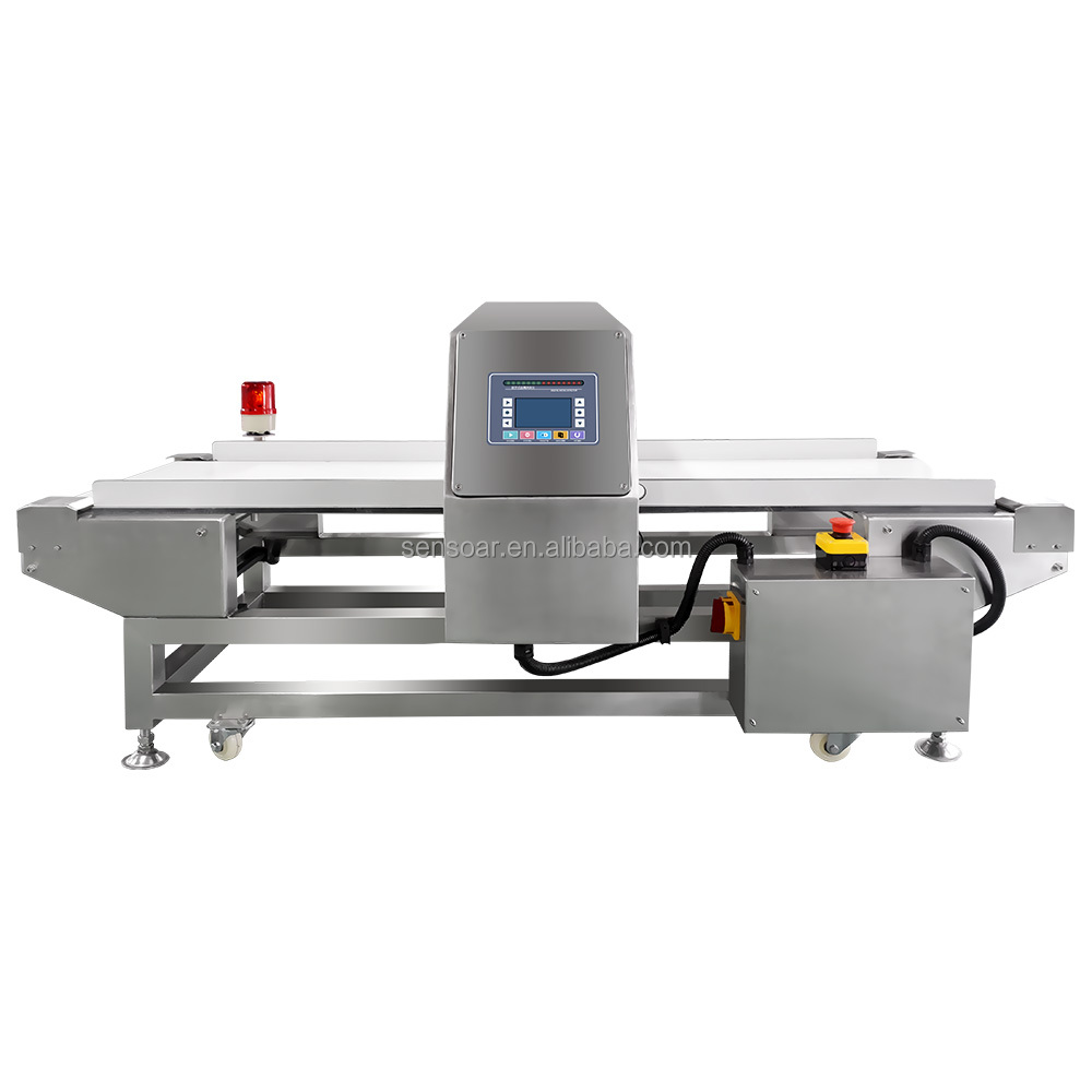 The Best Food Metal Detector application in frozen food used to detect metal/gold