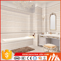 Hot selling marble mosaic tile, cheap kitchen tiles, light grey wall tiles