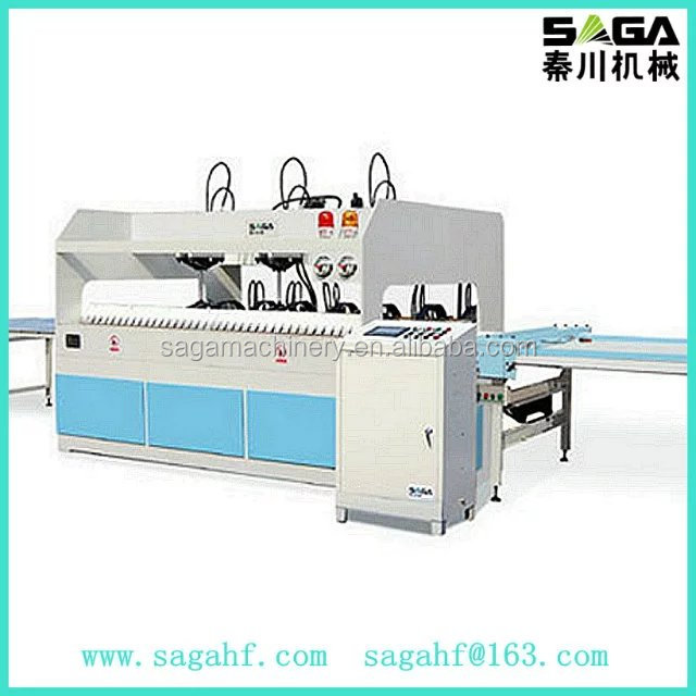 SP30-SA High Frequency Wood Glue Press Machine For Glued Board