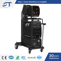 SHUNTE Yueqing Very Cheap Products IEC60056 High Quality Inverter Welders Pulse Mig 350