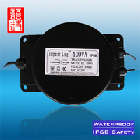 IP68 Safety Waterproof LED Swimming Pool Light Transformer