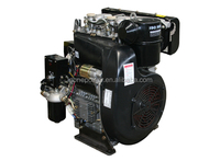 20hp 4-stroke air cooled direct injection twin cylinder ship engine 211cc LA290 GS/EPA/CE/ISO small size
