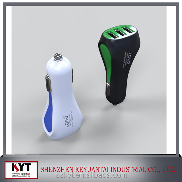 Electric Type and MP3 / MP4 Player Use phone car charger