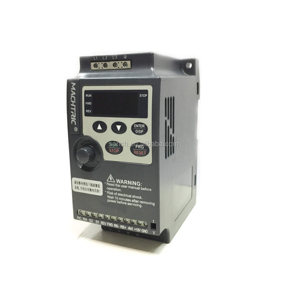 CE Approved Frequency Coverter 380V 22kw AC Drive For Conveyor Belt