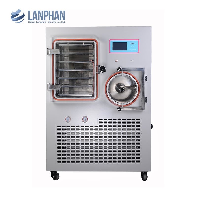 New Design Small Laboratory Industrial laboratory used high temperature vacuum drying oven industrial freeze dryer