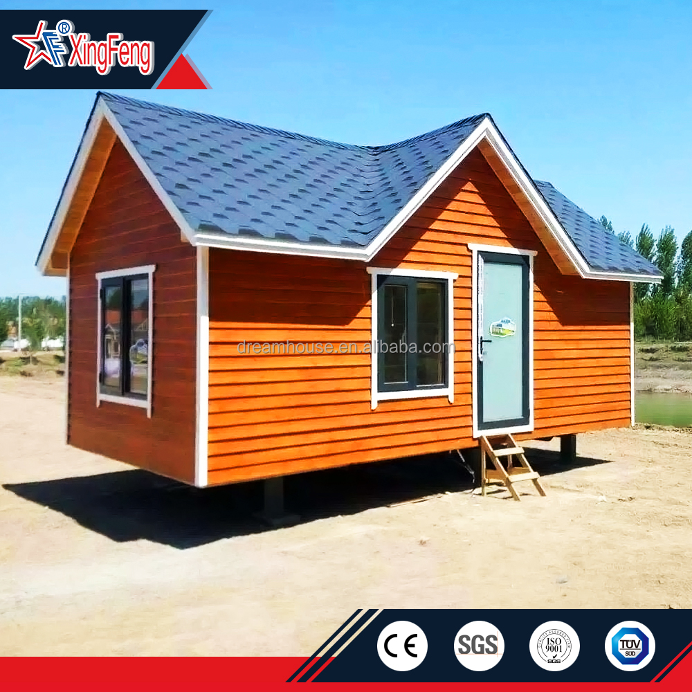 prefabricated green tiny home on wheels/container house/mobile house with wheels design