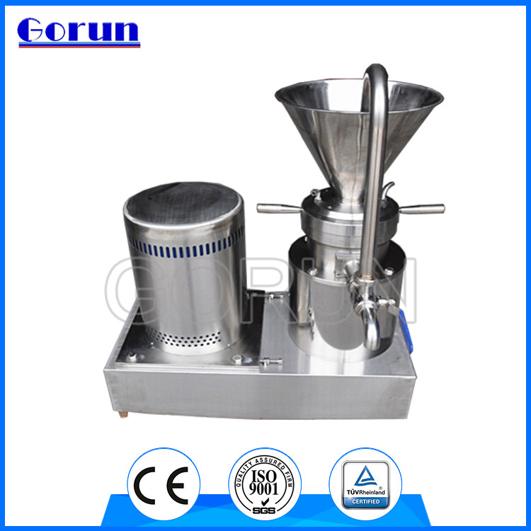 Stainless steel tahini filling machine/tahini production colloid mill