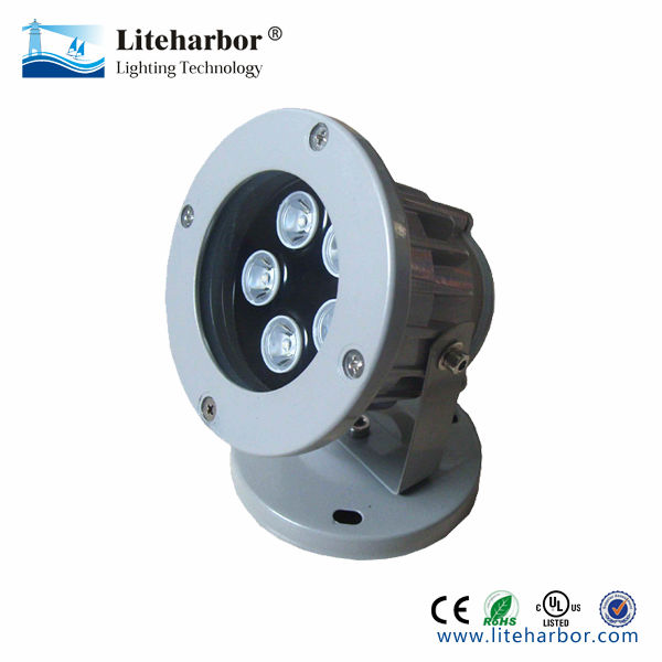 Aluminum 5W 15W RGB surface mounting commercial outside led spot lights