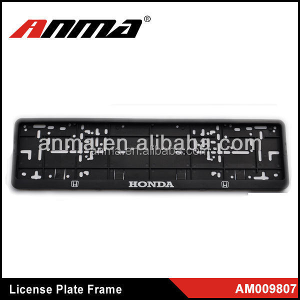 Custom Car License Plate Frames  Personalized Design