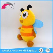 plush toy Yellow cute little bee Plush Animals Wholesale